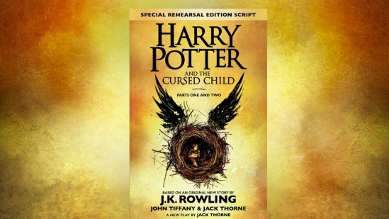 HP Cursed Child Cover