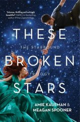 These broken stars book cover art
