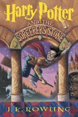 Harry Potter And The Sorcerer s Stone Cover Art